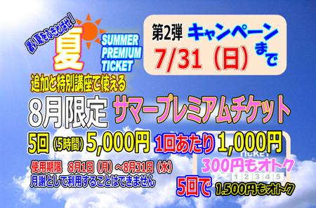Summerpremiumticket